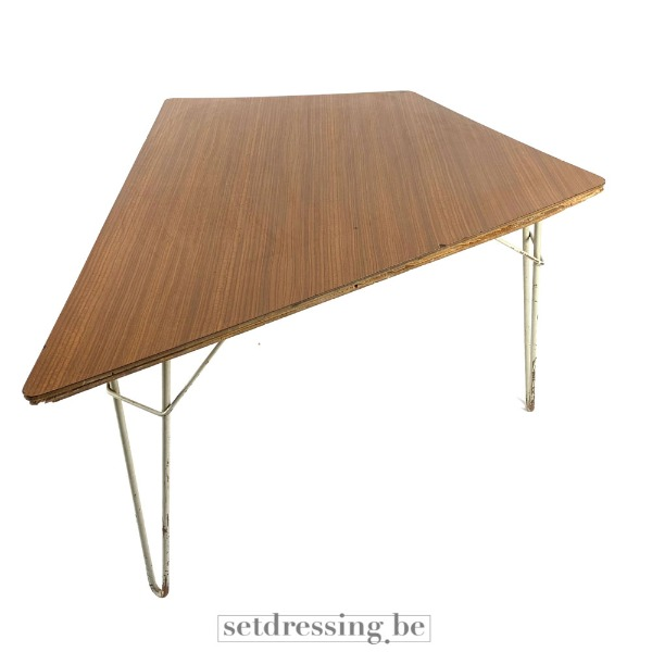 Vintage design tafel Willy Van Der Meeren